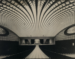 subtilitas:  Pier Luigi Nervi - Paul VI Audience Hall, Vatican City 1971. Via.