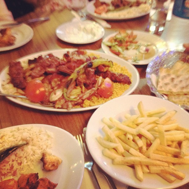 I eat too much #Kebab (Taken with Instagram)