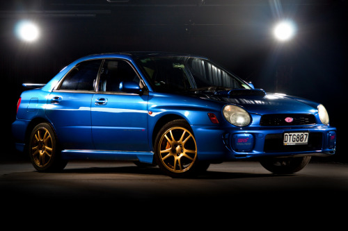 Look at me now Starring: Subaru Impreza STI (by .:VisioNZ:.)