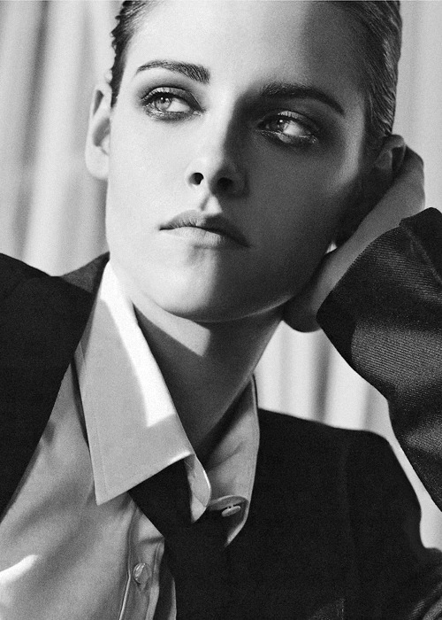 beverlymantles:  kristen stewart by tom munro for elle magazine