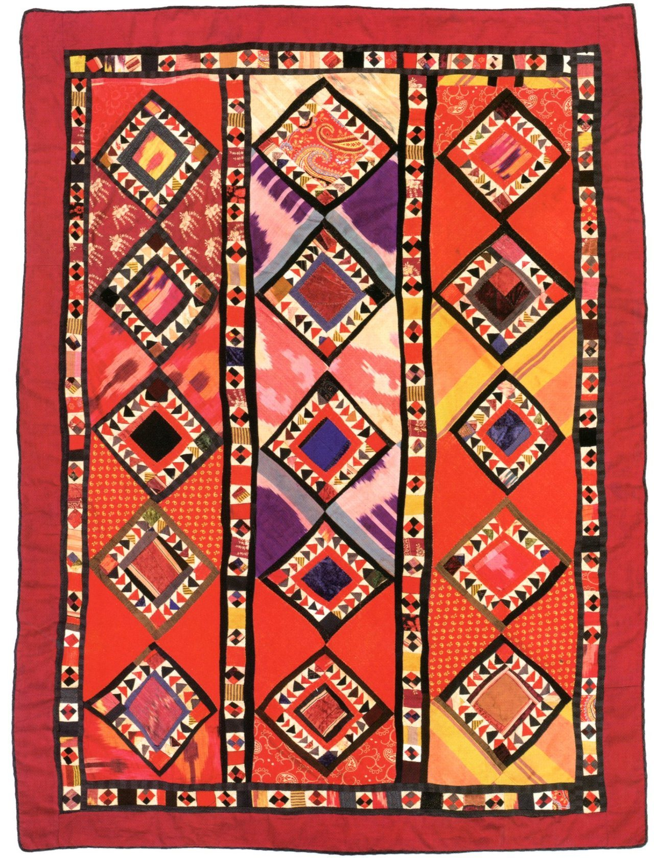 Susan Meller, Russian Textiles: Printed Cloth for the Bazaars of Central Asia, 2007