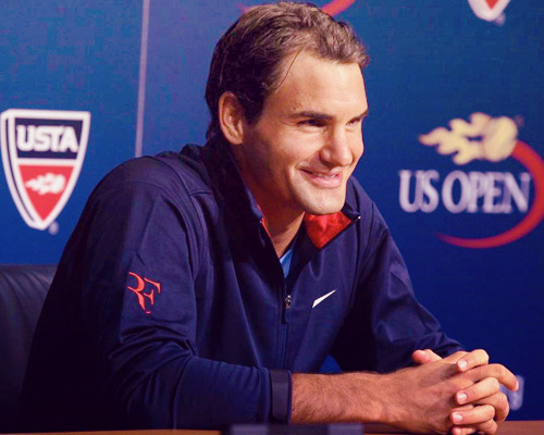 Us Open 2012 Press Conference