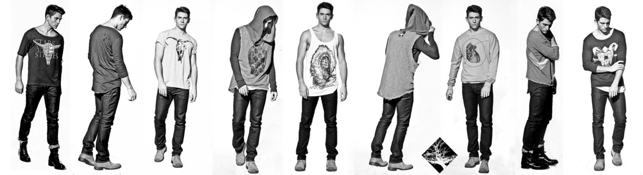 T-SQUAD M/collection FW12