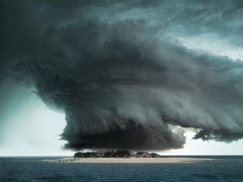 earthlynation:  supercell over tropical island 1217477432hrDdsqu by dreameriz on Flickr