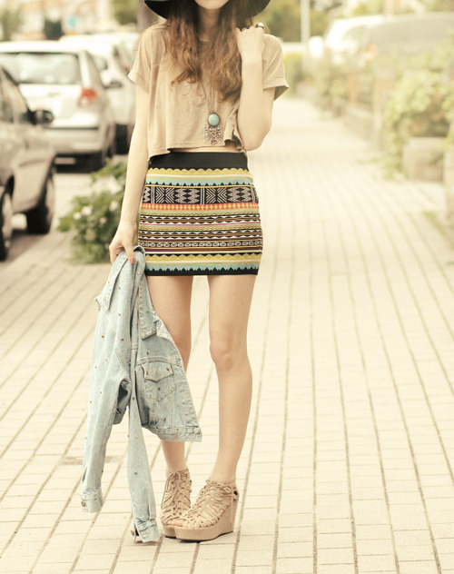 itsa-girlthingg:  LOVE THIS OUTFIT!! <3