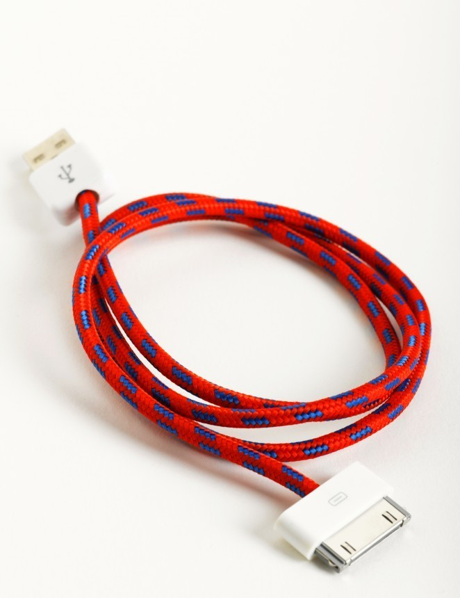 Eastern Collective Cross Stripe Collective Cable (via Times New Geek)