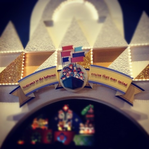 Yes!!! (Taken with Instagram at it's a small world)