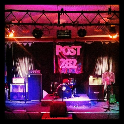 Playing post 282 in Harrison NJ tonight! (Taken with Instagram at Post 282)