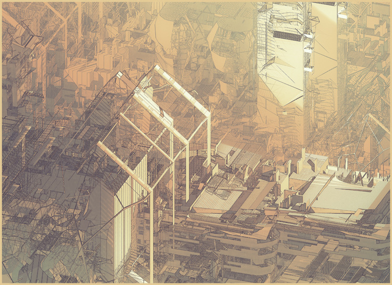 From Cities 3 - Atelier Olschinsky