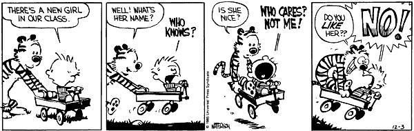 shewasright:  Calvin and Hobbes.