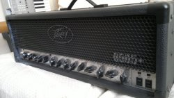 Peavey 6505+ Head, soon will say good bye, but i will always love it.