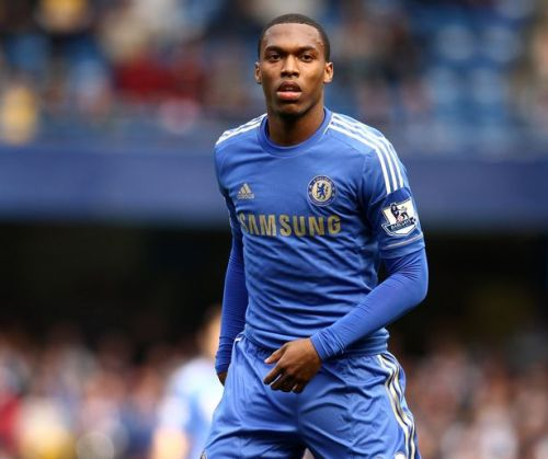 Liverpool transfer news: Daniel Sturridge of Chelsea is a target and Charlie Adam and Stewart Downing could be sold to raise funds - Mirror Online Several reasons why the Mirror is throwing shit to the wall and seeing if it sticks: Romelu Lukaku is on loan at West Brom. Sturridge is one of two recognized strikers in the squad, the other being Fernando Torres. Ask a Chelsea fan if s/he wants Torres to be the only forward on the roster with the transfer deadline this week. If Brendan Rodgers thinks he'll get 15 million pounds from the sales of Charlie Adam and Stewart Downing combined, he's crazy. Given some of Sturridge's brain locks last season (Chelsea fans I follow on Twitter would get livid with his ball-hogging), I doubt he'd play well with Luis Suarez.  Clint Dempsey would probably be a better fit with this LFC team in a starting XI. Even if Sturridge was sold and Chelsea money-whipped Hulk or Edinson Cavani in, they'd need another striker. This is so not happening.