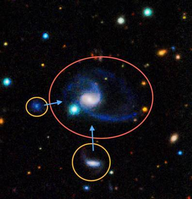 "Astronomers find the first 'twins' of Milky Way galaxy  Our home galaxy may be special, but it's not one of a kind. For the first time, astronomers have discovered two far-flung galaxies that are a near-perfect match of our own Milky Way. Spiral galaxies like the Milky Way are common throughout the universe, but the newfound ""twins"" share other key features as well. For example, both have satellite galaxies very similar to the Milky Way's neighboring Large and Small Magellanic Clouds, researchers said.   ""We found about 3 percent of galaxies similar to the Milky Way have companion galaxies like the Magellanic Clouds, which is very rare indeed,"" study leader Aaron Robotham, of the International Center for Radio Astronomy Research and the University of St. Andrews in Scotland, said in a statement. ""In total, we found 14 galaxy systems that are similar to ours, with two of those being an almost exact match."" Robotham and his colleagues pored over data from the Galaxy and Mass Assembly survey, or GAMA, which maps out about 340,000 galaxies in the local universe. They weren't necessarily expecting to find any true Milky Way twins.  This amazing image seems to show the Milky Way streaming down not once, but twice, at ESO's Very Large Telescope on Chile's Cerro Paranal mountain. Actually, the photo shows a 360-degree panorama of the sky, so the two streams of stars are two halves of the band of the Milky Way arcing across the sky.  ""We've never found another galaxy system like the Milky Way before, which is not surprising considering how hard they are to spot,"" Robotham said. ""It's only recently become possible to do the type of analysis that lets us find similar groups."" ""Everything had to come together at once,"" he added. ""We needed telescopes good enough to detect not just galaxies but their faint companions, we needed to look at large sections of the sky and most of all we needed to make sure no galaxies were missed in the survey."" The Milky Way is locked in a cosmic dance with the Large and Small Magellanic Clouds, which are clearly visible in the southern hemisphere's night sky. Many galaxies have smaller companions orbiting them, but few have two that are as large as the Clouds, researchers said.  And such satellites don't stick around forever.  ""The galaxy we live in is perfectly typical, but the nearby Magellanic Clouds are a rare, and possibly short-lived, occurrence,"" Robotham said. ""We should enjoy them whilst we can; they'll only be around for a few billion more years."" Robotham and his team presented their results Thursday at the International Astronomical Union General Assembly in Beijing."