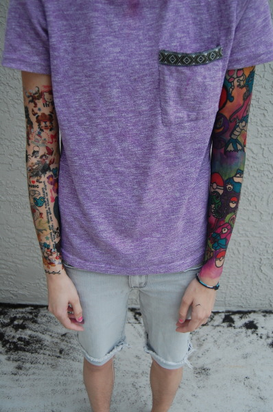 sexponents:  whoa your arm sleeves are sick