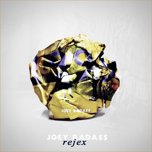 hollyhoodcircle:  joey bada$$ - 1999 rejex (album cover)