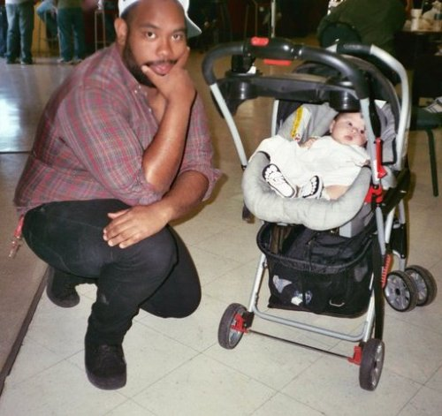 antwonnature:  TINY EVERYTHING  Antwon + A Baby