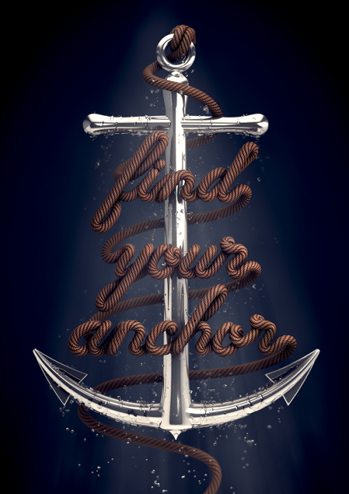 ericavirtue: Find Your Anchor - David McLeod