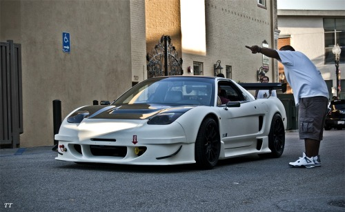 Sexy NSX Photography by: R.J Scott T O P - T I E R