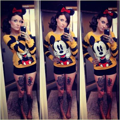 rustyness:  Minnie ♥