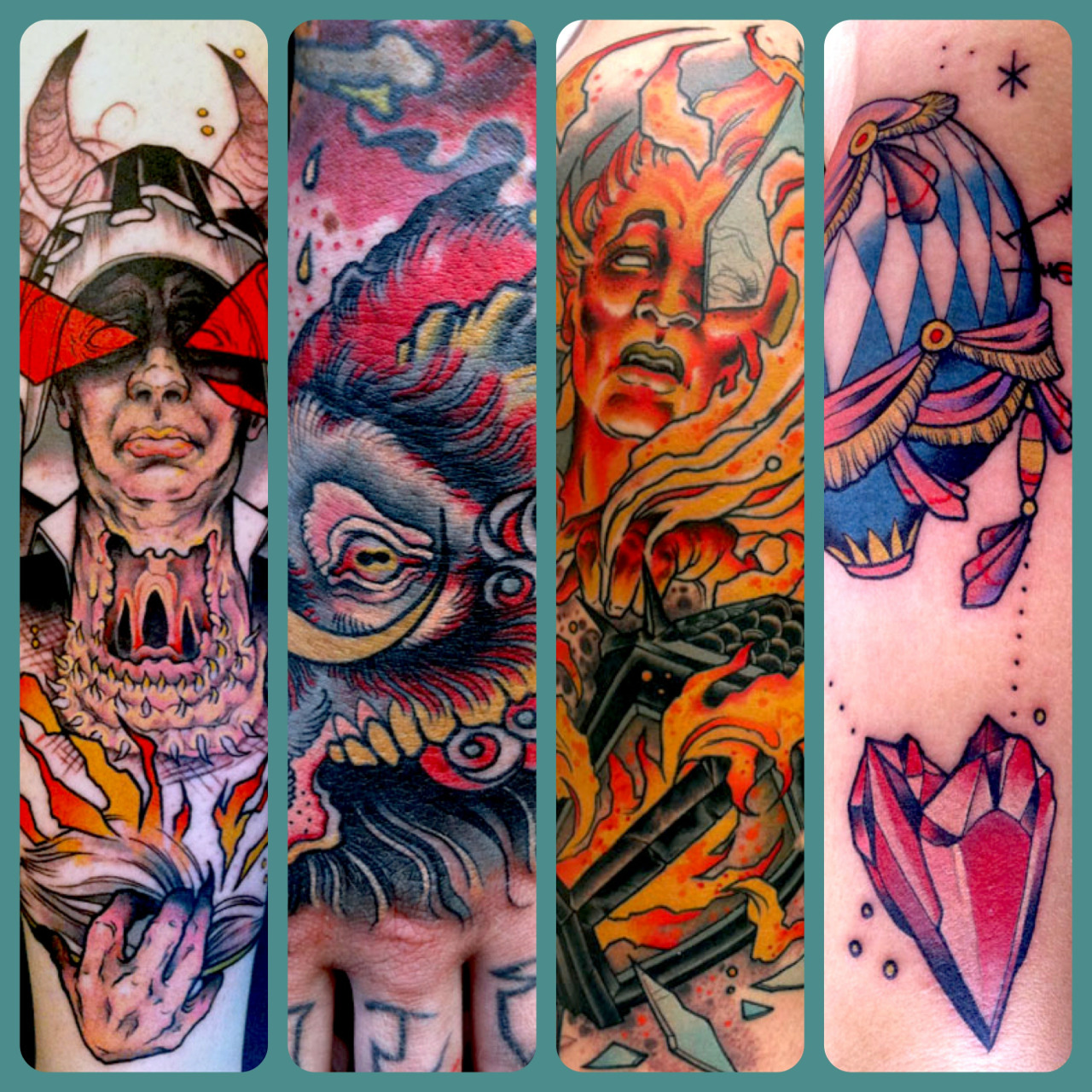 once again, it's time for hella tattoo updates!!!  http://www.thedrowntown.com
