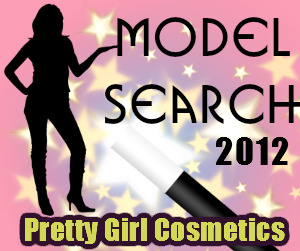 Enter Model Search Photo Contest at www.facebook.com/prettygirlcosmetics.  #cheermakeup