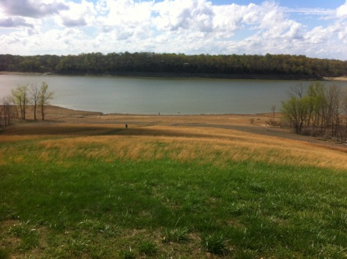 Barren River Lake in Glasgow Kentucky