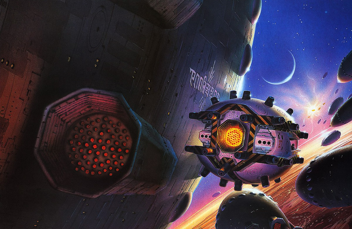 motherfuckinscifi:  Chris Moore