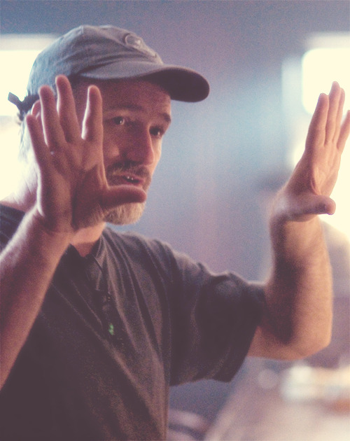 "Happy Birthday David Fincher (August 28, 1962)""I am a contrarian by nature, so all it does is make me want to take real risks. I'm like, 'If we are not out on the ledge juggling chain saws, then we are doing ourselves a huge disservice.'"""