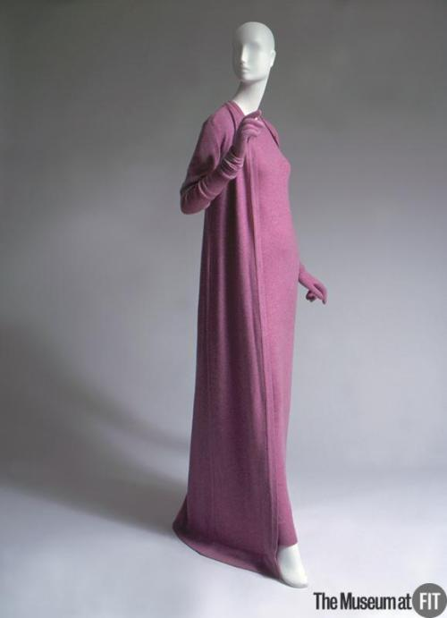 Ensemble Halston, 1973 The Museum at FIT