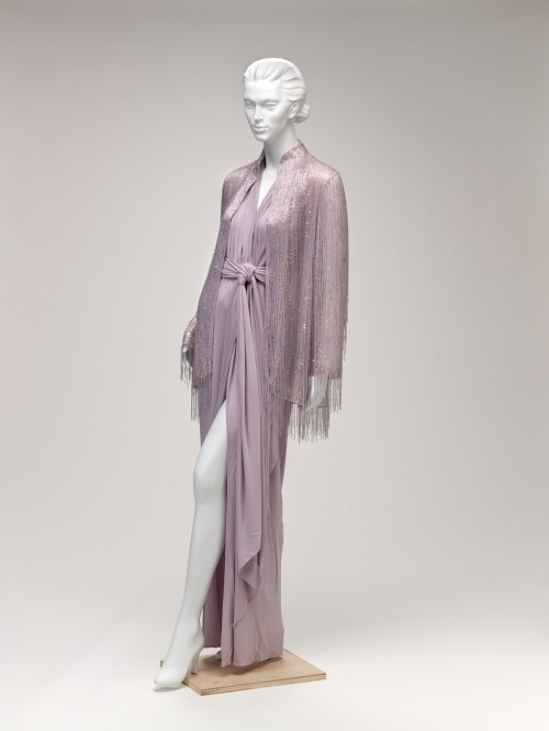 Ensemble Halston, 1980 The Indianapolis Museum of Art