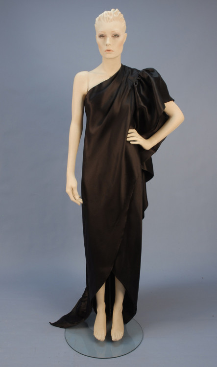 Dress Halston, 1970s Whitaker Auctions