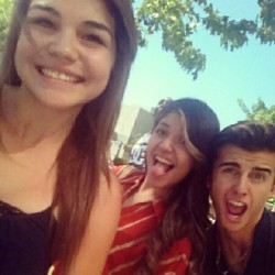 I loves these two <3 #mainniggas #firstday #successful  (Taken with Instagram)