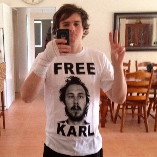 Free Karl ✌#workaholics #freekarl  (Taken with Instagram)