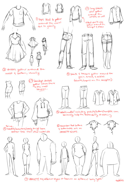 tadeles:  clothes tips part 2 for the people who requested it! as usual, remember to take everything I say with a grain of salt. :') x