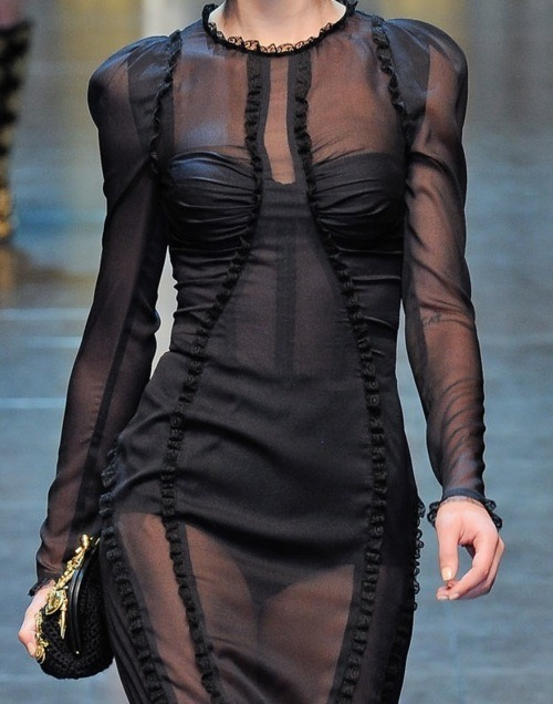doesy:  dolce and gabbana