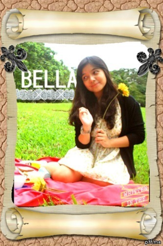 This is my daughter BELLA… She really looks pretty, cute and charming in this picture.. I love her so much!!… xoxo
