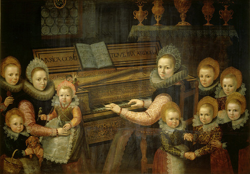 Gotthardt de Wedig - The Family of Christoph Wintzler [1616]