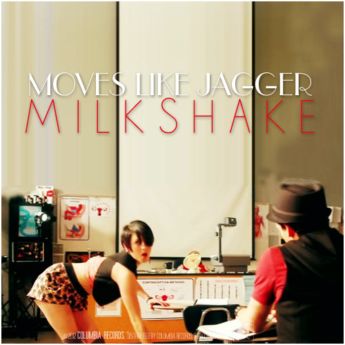 The Glee Project | Season Two Sexuality | Moves Like Jagger / Milkshake Requested Alternate Cover Request by renateharris