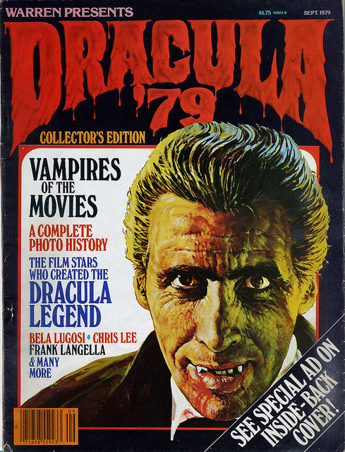 cryptofwrestling:  Dracula '79 (One-shot)