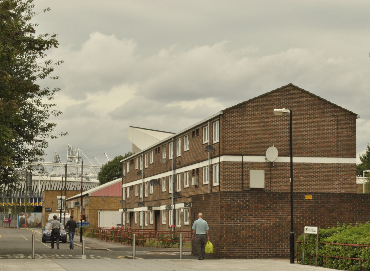 Carpenters Estate, Stratford, London