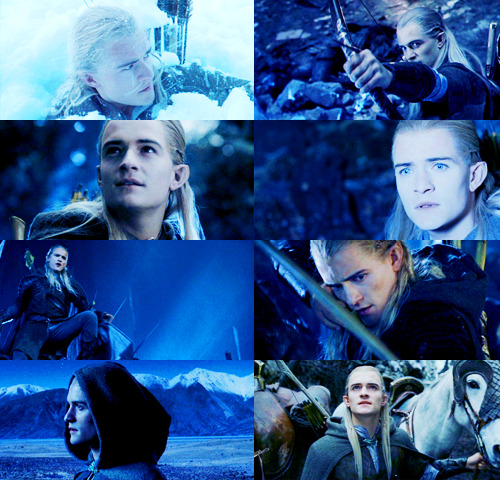 Legolas ✐ requested by unfloki