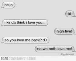 9gag:  High Five!