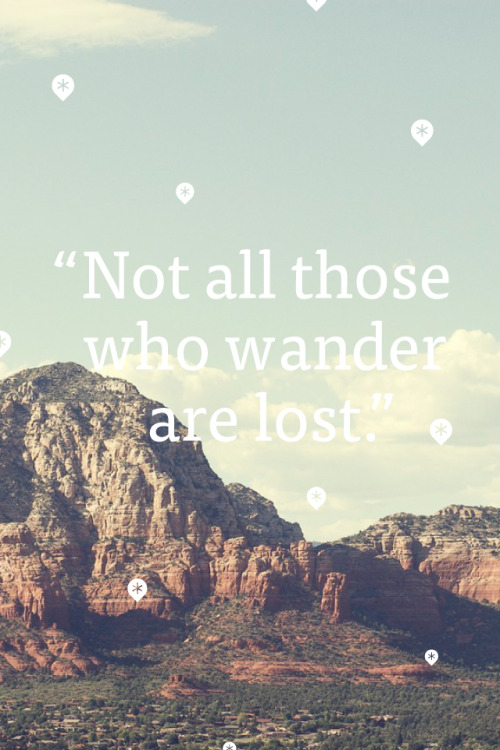 Find your way to Wander. Request an invitation at http://onwander.com