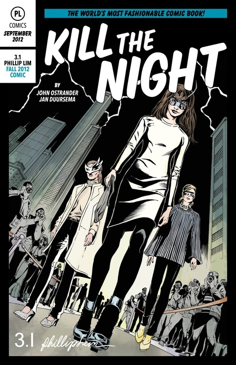 ldnfashion:  Want List: 3.1 Phillip Lim 'Kill the Night' Comic Book http://bit.ly/Poywgi