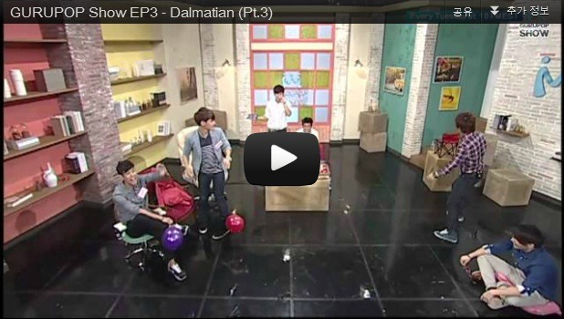 Dalmatian came back at GURUPOP! Enjoy the VOD :) http://www.gurupop.net/post/24850  http://www.gurupop.net/post/24851  http://www.gurupop.net/post/24852