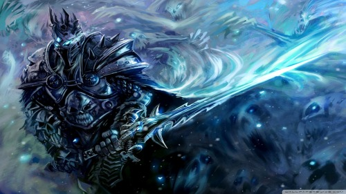 Prince Arthas / The Lich King