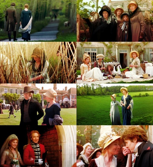 8 screencaps per movie - Sense and Sensibility