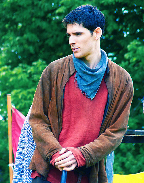 worthyourtears:  19/100 Colin Morgan Credit: (X)