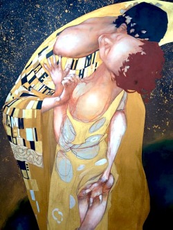 Klimt Illustrated, Interpretation by Mode2