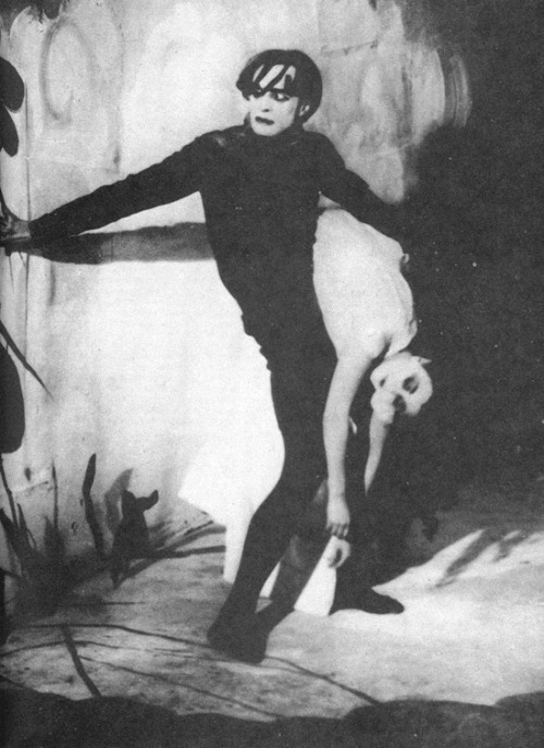 amcq:  The Cabinet of Dr Caligari (1920)
